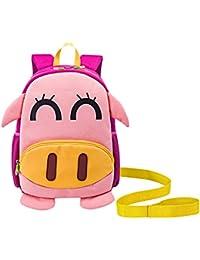 Kinderrucksack GUHEE Animal Zoo Rucksack mit Leine Schule Tasche Rucksack Anti-verlorene Rucksack Kinder Rucksack... preisvergleich bei kinderzimmerdekopreise.eu