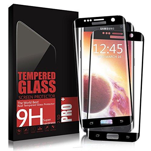 Protector de Pantalla Galaxy S7 Edge, SGIN [2 Pack] 3D Full Coverage...