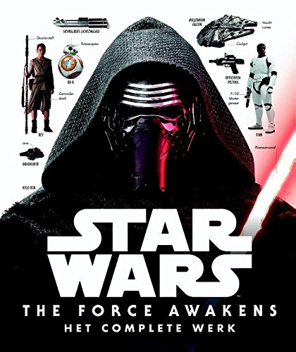 Star Wars: the Force Awakens : het complete werk
