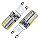 G9 LED, 4er-Packs EnGive G9 3W 64*3014SMD LED Energiesparlampe 300lm 200V-240V Sparlampe (Warmweiss)