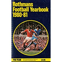 Rothman's Football Yearbook 1980-81