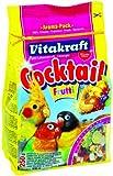 Vitakraft Cockatiel Frutti Cocktail 250 g (Pack of 6)