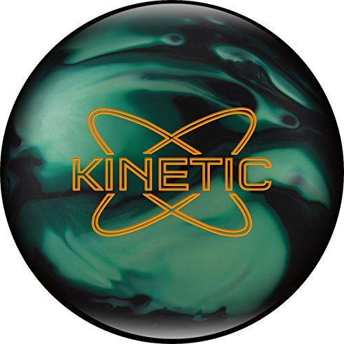 Track Kinetic Emerald Reaktiv Mid Performance Bowling-Ball Bowling-Kugel für Männer und Frauen alle Gewichte Größe 14 LBS