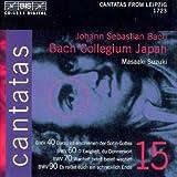 Bach: Cantatas, Vol 15 (BWV 40, 60, 70, 90) /Bach Collegium Japan · Suzuki