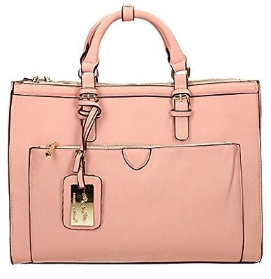 SwankySwans Womens Marcella Cosmo Work Shoulder Bag