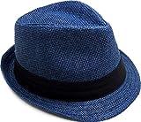 #3: Jubination Boys Men's Fedora Hat