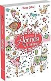 Best Créativité pour Enfants Livres Pour 7 ans filles - Agenda à colorier 2018-2019 Review
