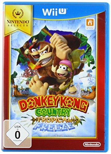 Donkey Kong Country: Tropical Freeze - Nintendo Selects [Importación Alemana]
