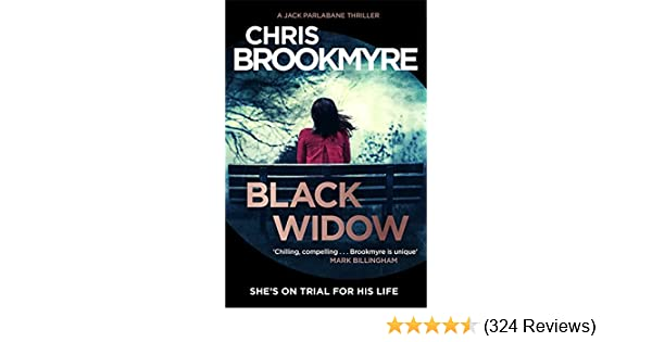 in stock hot new products official images Black Widow (Jack Parlabane): Amazon.co.uk: Chris Brookmyre ...