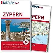 MERIAN live! Reiseführer Zypern: Mit Extra-Karte zum Herausnehmen
