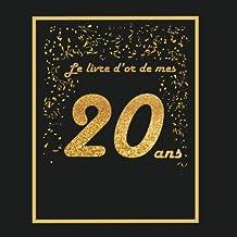 Amazonfr Cadeau 20 Ans