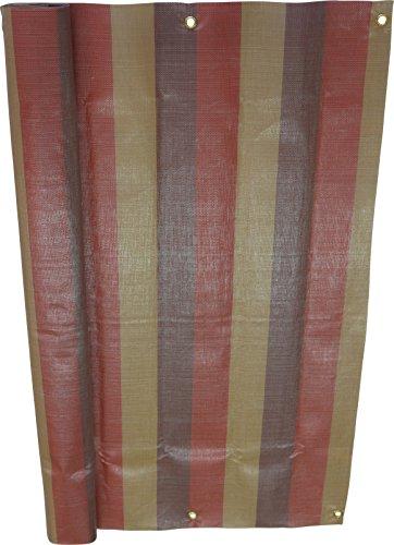 angerer-brise-vue-design-no-3600-marron-rouge-90-cm-longueur-8-mtre