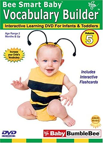 Bee Smart Baby: Vocabulary Builder 5 [Import USA Zone 1]