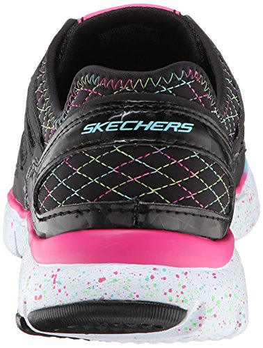 Skechers Skech-flex ultimate Reality, Baskets Basses femme Black/Multi