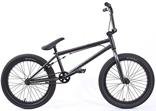 KHE BMX Vélo Centrix Noir/chromé, Model 2016-directement de KHE.