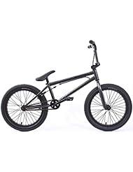 KHE BMX Vélo Centrix Noir/chromé, Model 2016–directement de KHE.
