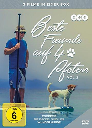 Beste Freunde auf vier Pfoten Vol. 2 [3 DVDs]