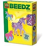 SES Creative - Cuentas para planchar de caballos de fantasía, multicolor (06115)