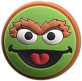 crocs Sesame Street Oscar the Grouch Schuhanhänger, Mehrfarbig (-), Einheitsgröße