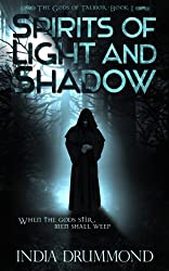 Spirits of Light and Shadow (The Gods of Talmor Book 1) (English Edition)