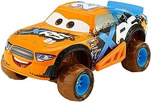 Disney Cars - Vehículo XRS Speedy Comet, Coches de Juguetes niños +3 años (Mattel GBJ40)