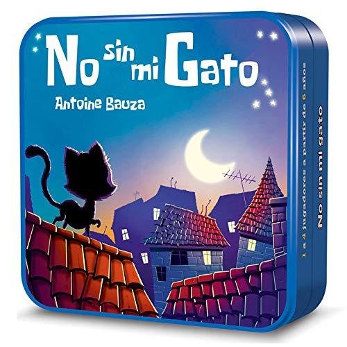 Comprar Cocktail Games-No sin mi Gato, Multicolor (Asmodee 1)