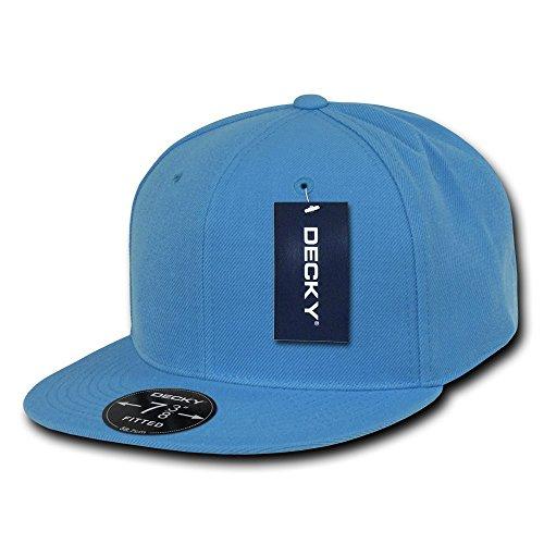 Decky Retro Fitted Caps Head Wear, Herren, Sky, 116 Preisvergleich