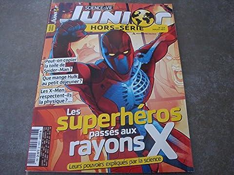 Science Et Vie Junior Hors Serie - SCIENCE & VIE JUNIOR HORS-SÉRIE N°124 !!