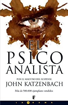 El psicoanalista  (B DE BOOKS) de [Katzenbach, John]