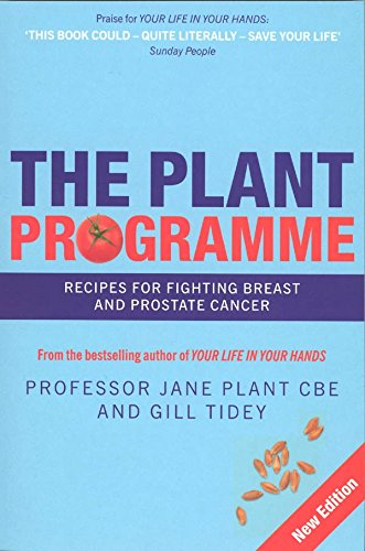 The Plant Programme: Recipes for Fighting Breast and Prostate Cancer