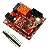 Olimex ESP8266 ESP8266-EVB Evaluation-Board mit Relais ink. MOD-WIFI-ESP8266-DEV