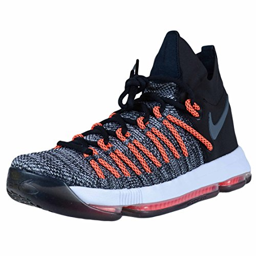 Zoom Kd 9 White Basketballschuhe dark Nike Herren Grey Black HSw5H4q