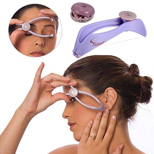 Damen Haarentferner Epilierer Spa Hait Tools Werkzeug Gesicht Hand