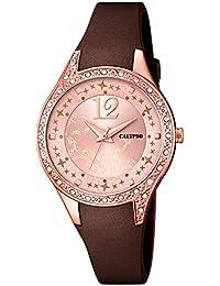 Reloj Calypso de mujer–Trend–Analog–Cuarzo–PU–uk5660/3