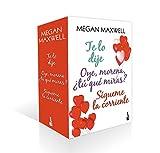 ESTUCHE MEGAN MAXWELL ROMÁNTICA (Bestseller)