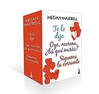 ESTUCHE MEGAN MAXWELL ROMÁNTICA par Megan Maxwell