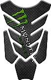 Tankpad Motorad Draht Muster Tankschutz KOMPATIBEL Polymer
