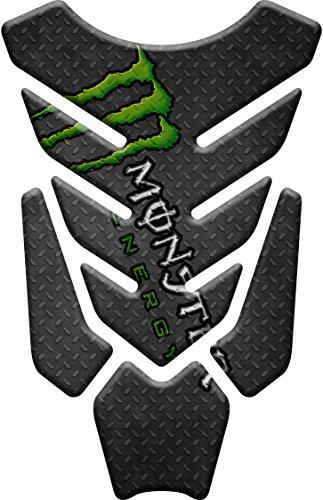 Tankpad Motorad Draht Muster Tankschutz KOMPATIBEL Polymer ,, Monster ,,