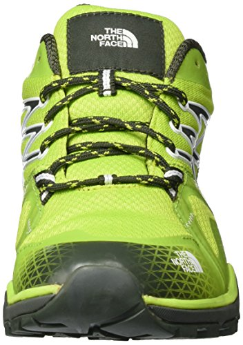 The North Face - M Hedgehog Fastpack Lite Gtx, Scarpe da ginnastica Uomo Verde (Limegrn/Tnfwht)