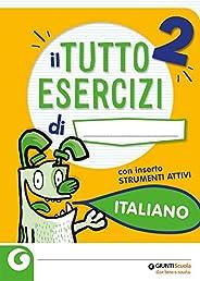Tuttoesercizi italiano. Per la Scuola elementare (Vol. 2)