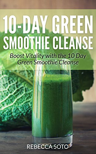 10 day green smoothie cleanse book