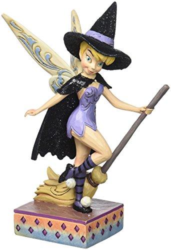 Disney Traditions von Jim Shore Halloween Tinker Bell Hexe Stein Figur aus Kunstharz, 16,5cm