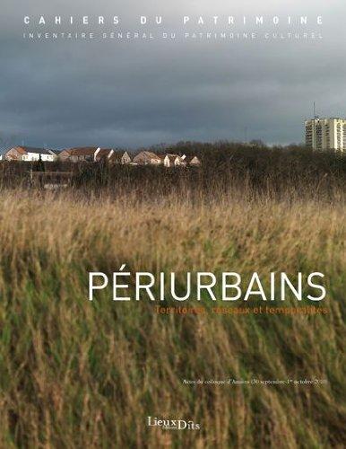 Périurbains : Territoires, réseaux et temporalités