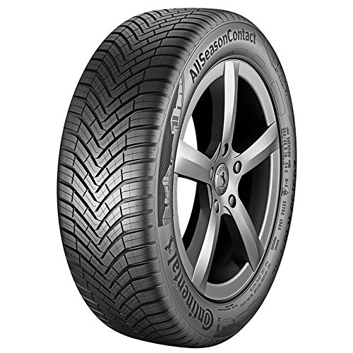 Kit 2 pz pneumatici gomme continental allseasoncontact 185/60r14 86h tl 4 stagioni