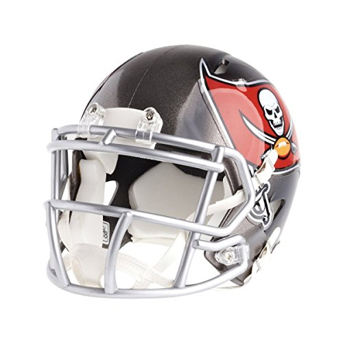 NFL Tampa Bay Buccaneers Revolution Speed Mini Helm Test