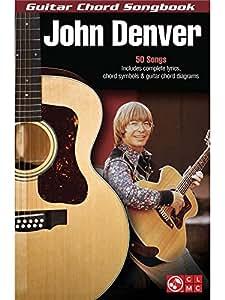 John Denver: Guitar Chord Songbook. Partitions pour Paroles et Accords