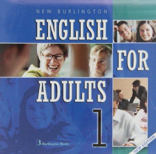 ENGLISH FOR ADULTS 1 CD por Vv.Aa.
