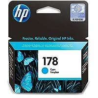 HP 178 Cyan Original Ink Advantage Cartridge - CB318HE