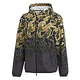 adidas Camouflage Windbreaker Herren Jacke, Multco, M