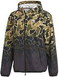 low priced 93e45 32777 adidas Camo WB Giacca da Uomo, Uomo, CE1545, Multicolore (Multco),